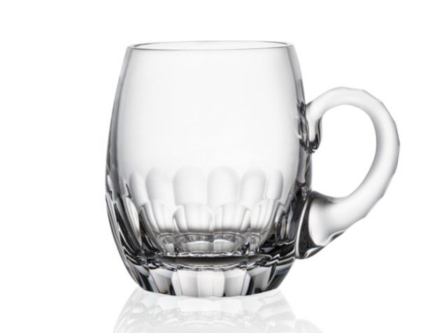 Crystal beer glass RUDOLPH II | Beer glass by Rückl