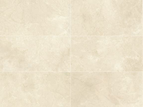 Indoor/outdoor porcelain stoneware wall/floor tiles with marble effect BEIGE EXPERIENCE Crema Imperiale by Italgraniti