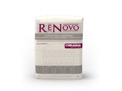 Self-levelling screed BELICE by CHIRAEMA
