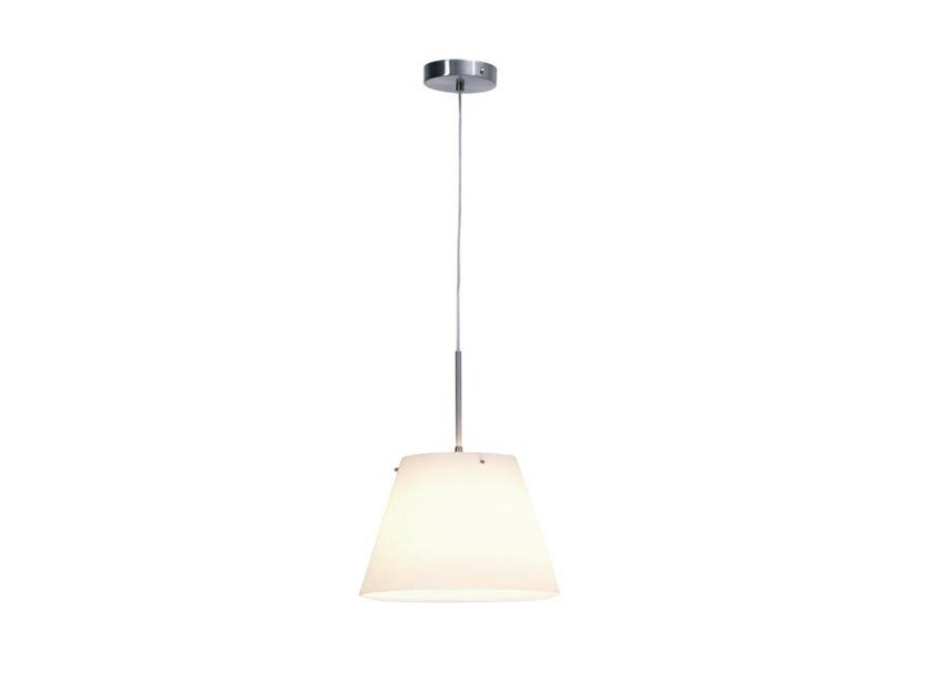 Contemporary style direct light glass pendant lamp BELL O | Pendant lamp by Aromas del Campo