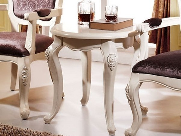 Tavolino rotondo in legno BELLA   Tavolino rotondo by Arrediorg.it®