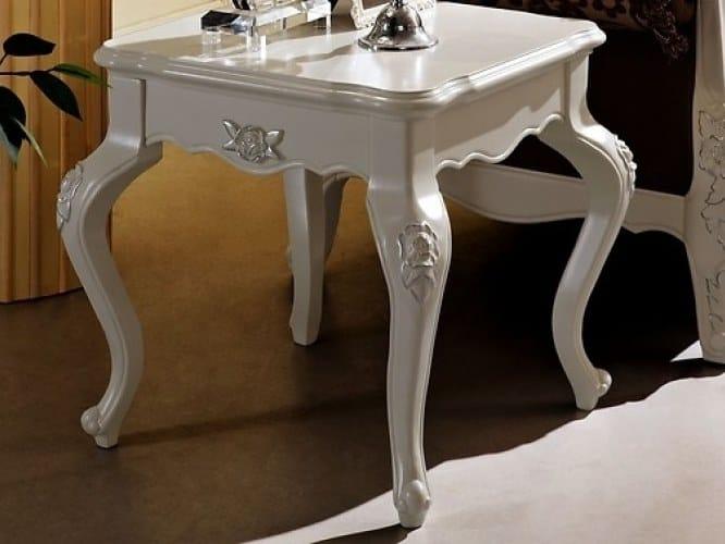 Tavolino quadrato in legno BELLA | Tavolino quadrato by Arrediorg.it®
