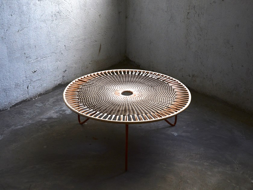 Tavolino rotondo BELLAVISTA by Tucurinca
