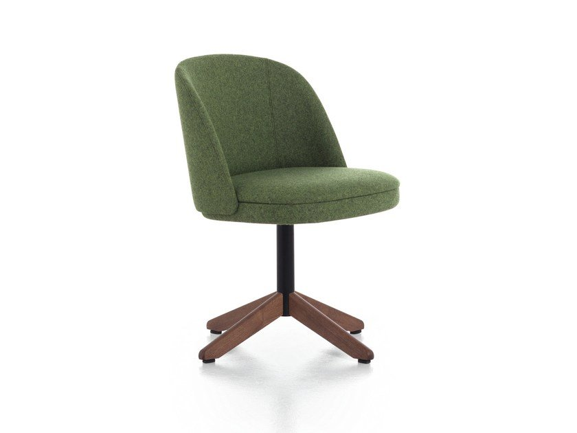 Upholstered Fabric Chair BELLEVUE 20/21 Bellevue Collection By Very Wood  Design This Weber