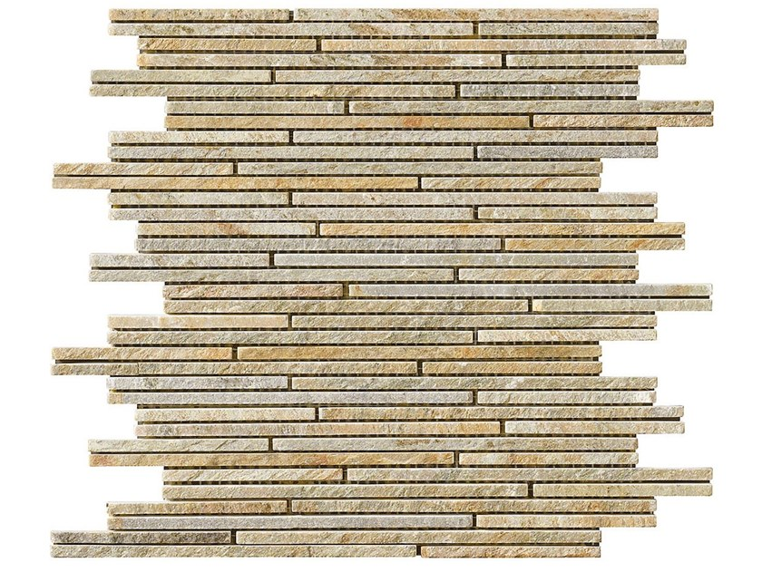 Quartzite mosaic BELLUNO by BOXER