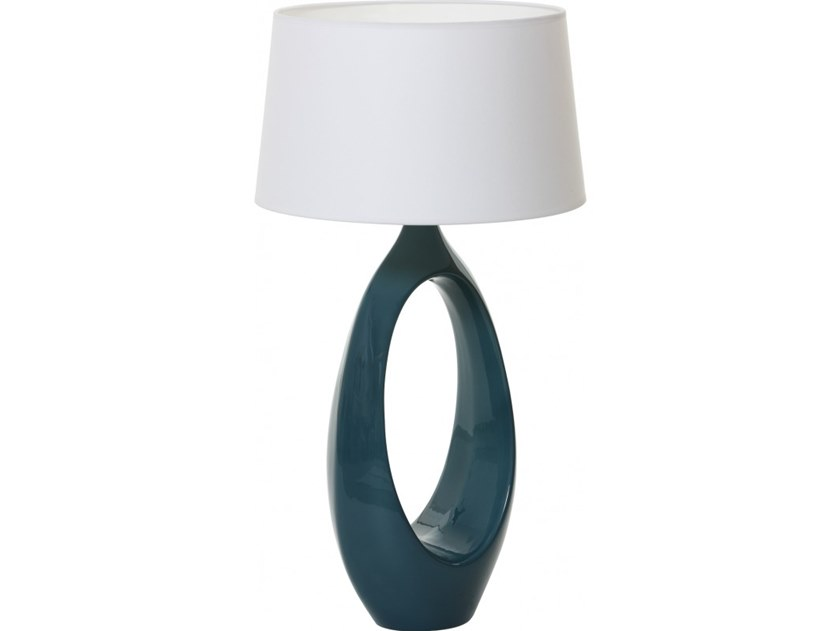 Ceramic table lamp BELLY by Flam & Luce