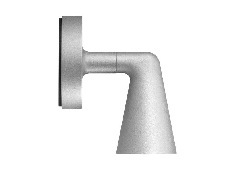 LED adjustable aluminium wall lamp BELVEDERE SPOT WALL by FLOS