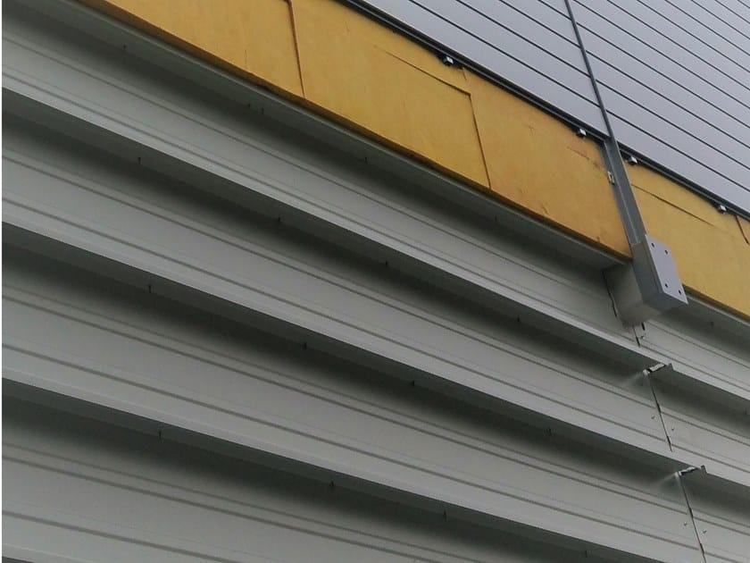 Lamiere strutturali in acciaio per pareti a secco BEMO CASSETTE by BEMO