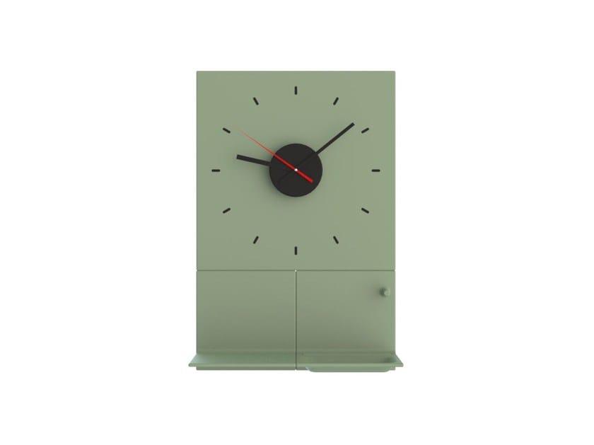 ABS clock / wall shelf BEN by Add Plus