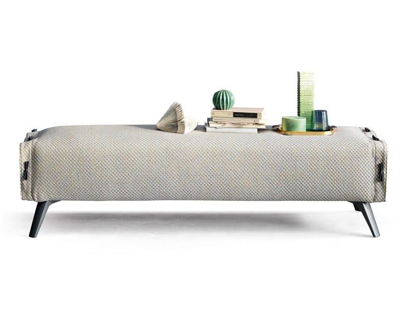 Upholstered bench CUFF | Bench by Bonaldo