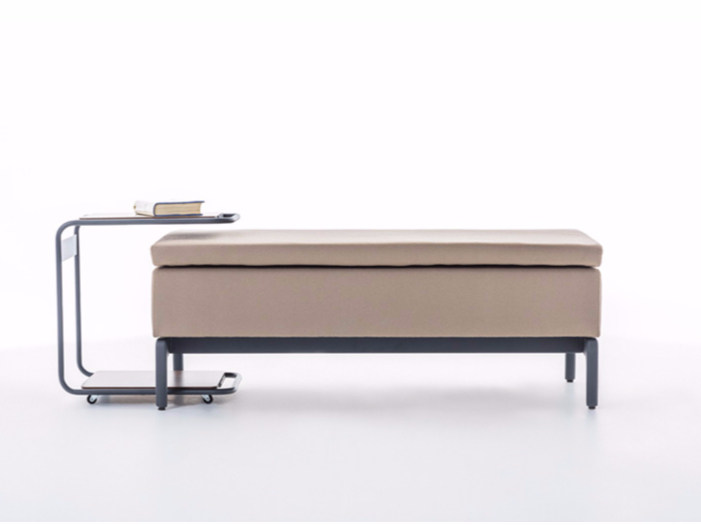 Fabric bench seating EXE | Bench seating by ersa