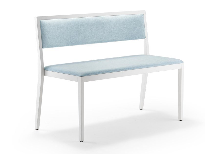 Solid wood bench CLYDE | Bench by rosconi