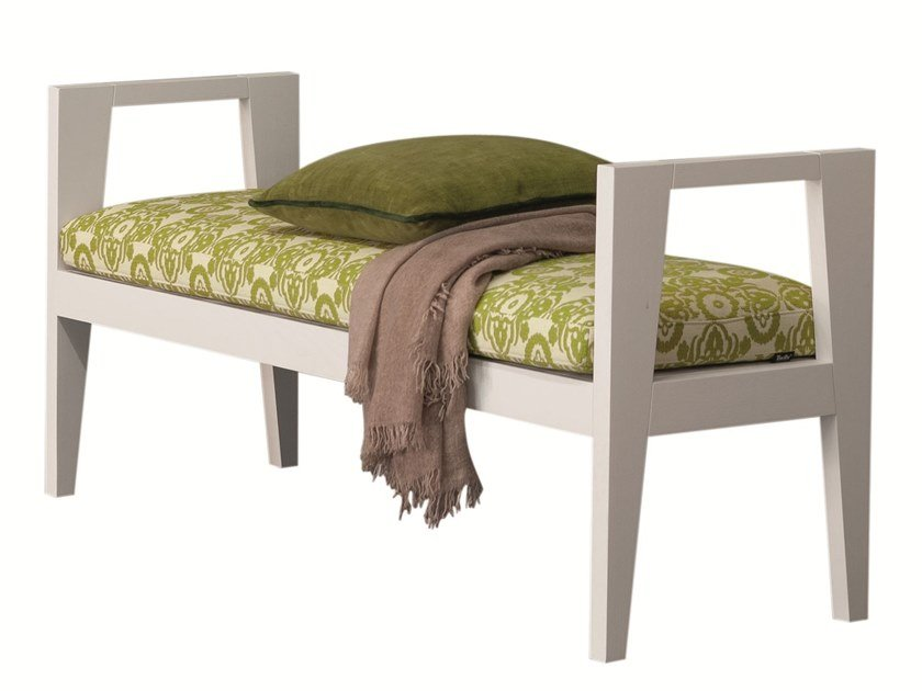Upholstered bench LEGEND | Bench by Twils