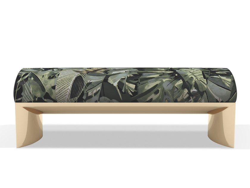 Upholstered bench EKOS | Bench by Visionnaire