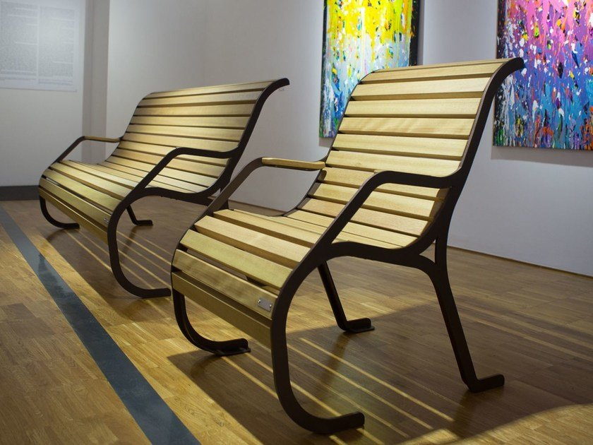 Outdoor chair BEND | Outdoor chair by LAB23