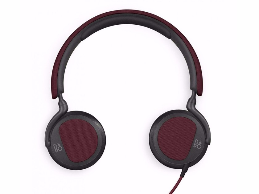 Headphones BEOPLAY H2 DEEP RED by Bang & Olufsen