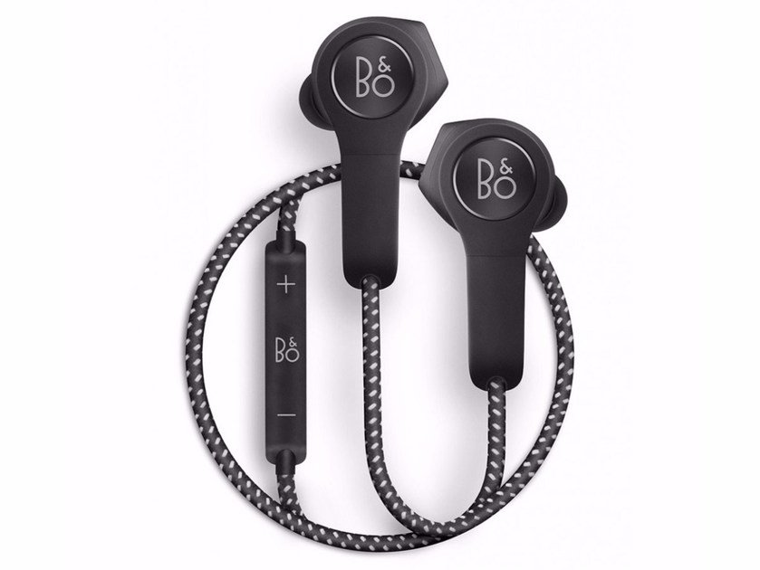 Earphones with rechargeable battery BEOPLAY H5 BLACK by Bang & Olufsen