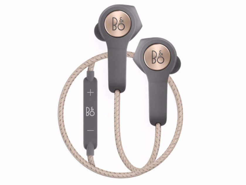 Earphones with rechargeable battery BEOPLAY H5 CHARCOAL SAND by Bang & Olufsen
