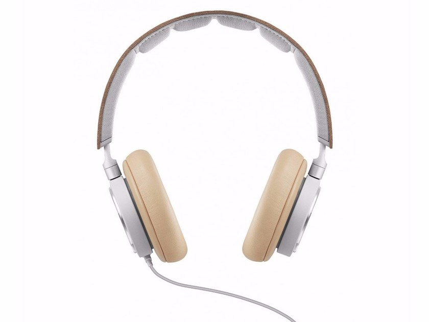 Headphones with microphone BEOPLAY H6 NATURAL by Bang & Olufsen