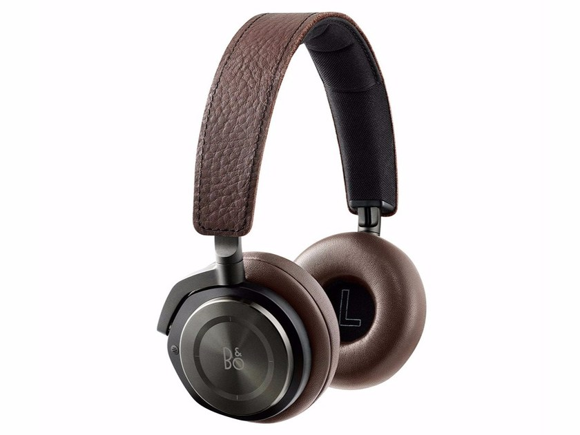 Wireless Headphones BEOPLAY H8 GRAY HAZEL by Bang & Olufsen