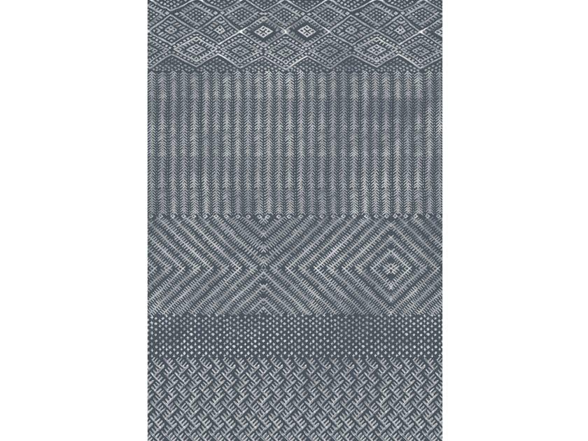 Striped Digital printing wallpaper BERBERA by NJ Interiors