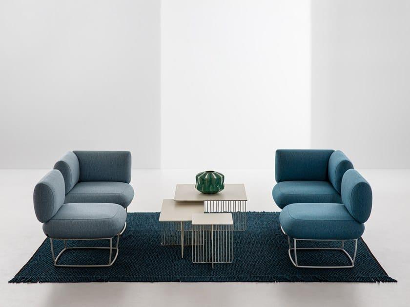 Modular sofa BERNARD | Modular sofa by La Cividina