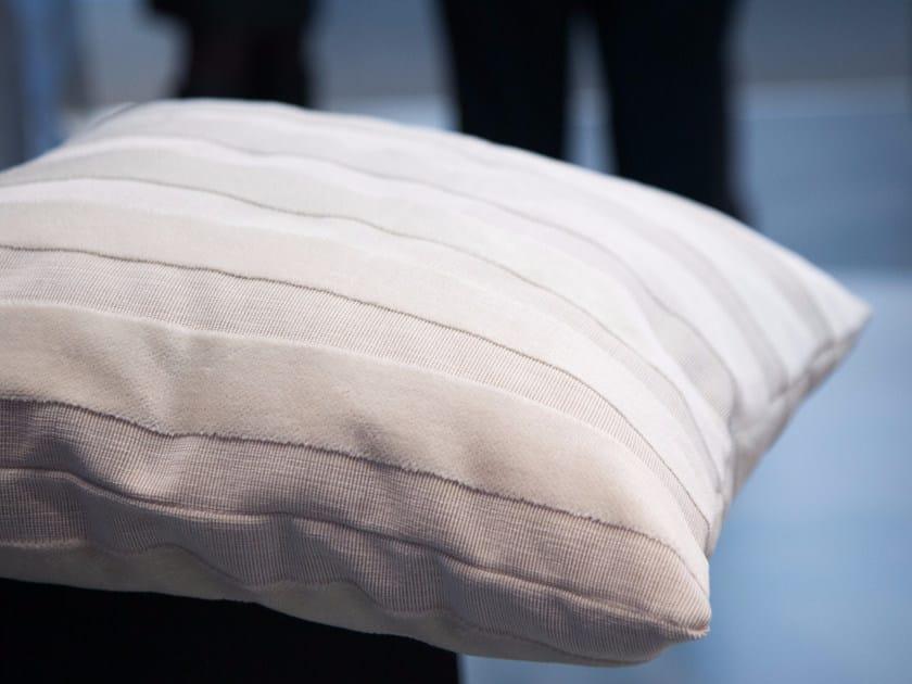 Striped jacquard velvet fabric BERNHARDT by Equipo DRT