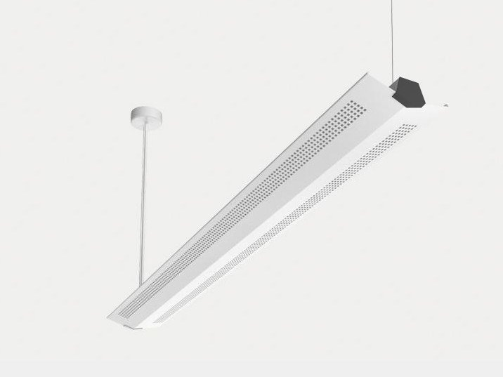 LED steel pendant lamp BERSO by ES-SYSTEM