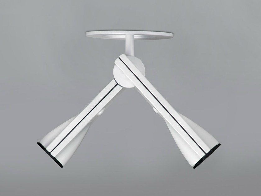 LED ceiling spotlight with dimmer BESSONS 6427 by Milan Iluminacion