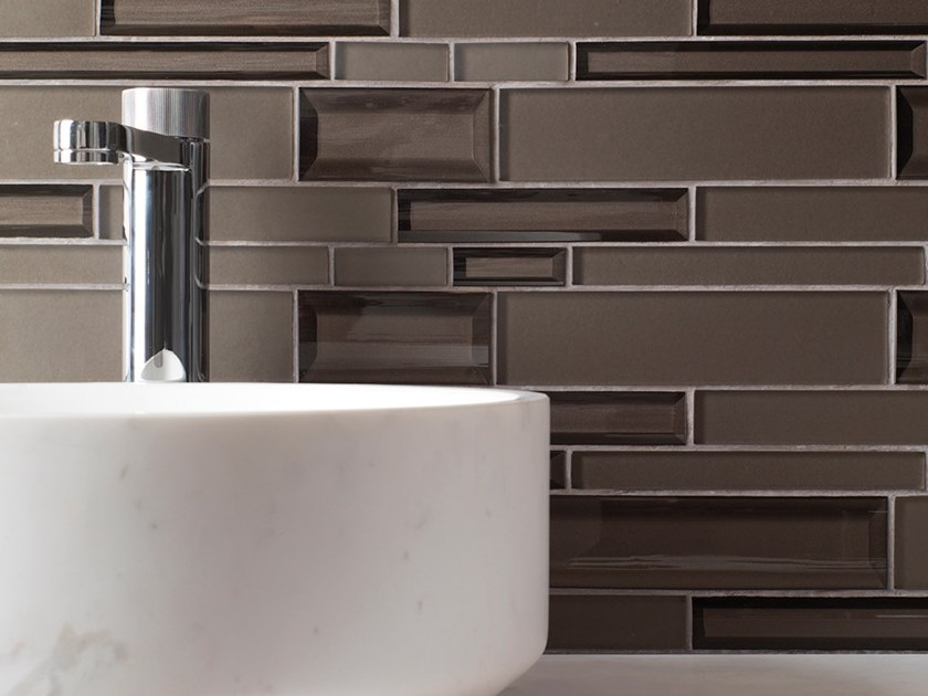 Glass mosaic BEZEL by L'ANTIC COLONIAL