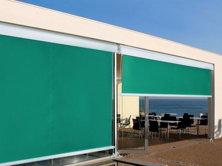 Fabric roller blind CINQUE TERE | Awning by Arquati Service
