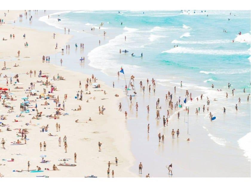 Stampa fotografica BIARRITZ BEACH by Artphotolimited