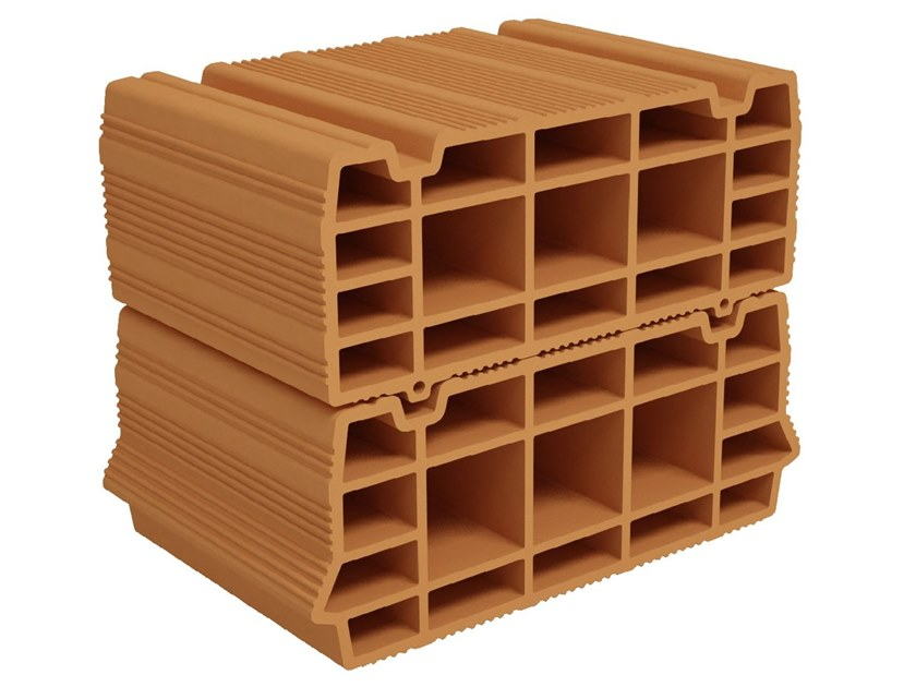 Slab clay block BIC S180+SS160 by ALA