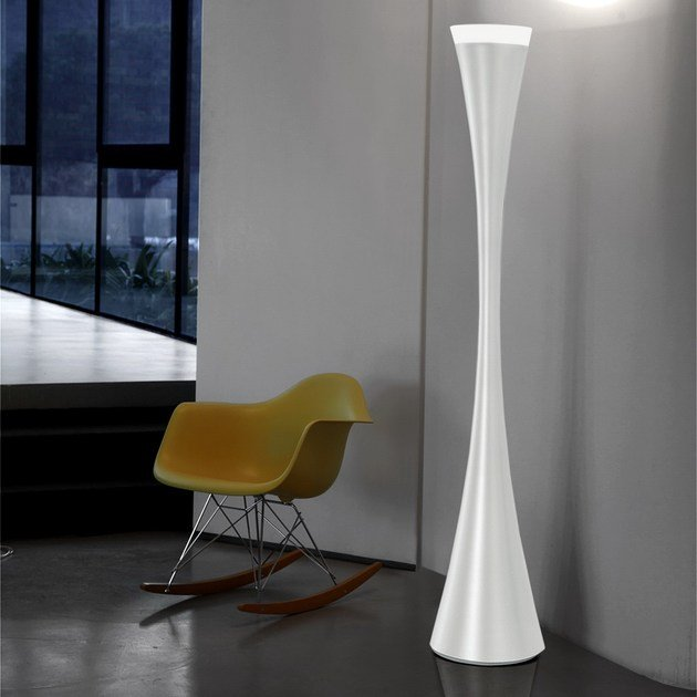 LED floor lamp BICONICA LED by Martinelli Luce