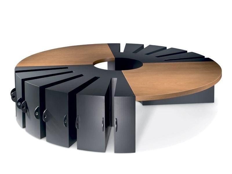 Portabici in acciaio ROUND-B by LAB23