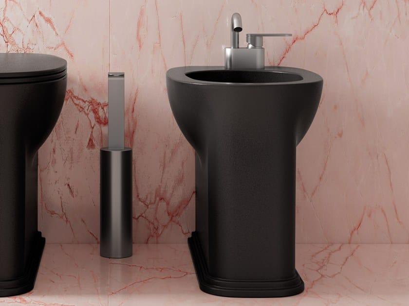 Floor mounted ceramic bidet MADRE | Bidet by CERAMICA FLAMINIA