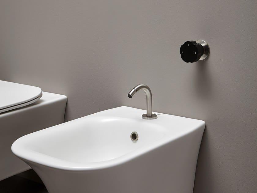 Miscelatore per bidet monocomando TANK | Miscelatore per bidet by Antonio Lupi Design