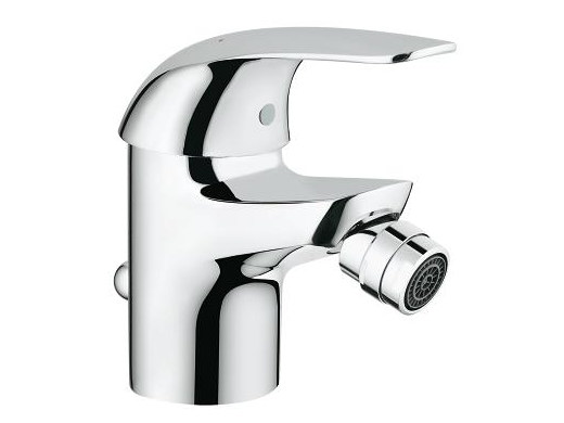Countertop single handle bidet mixer with swivel spout EUROECO | Bidet mixer by Grohe