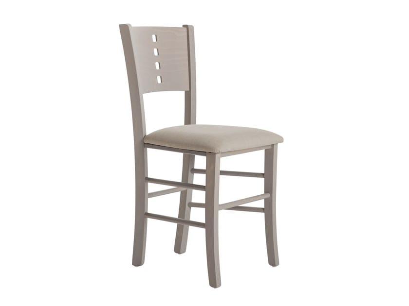 Beech chair BIELLA 481B.i2 by Palma