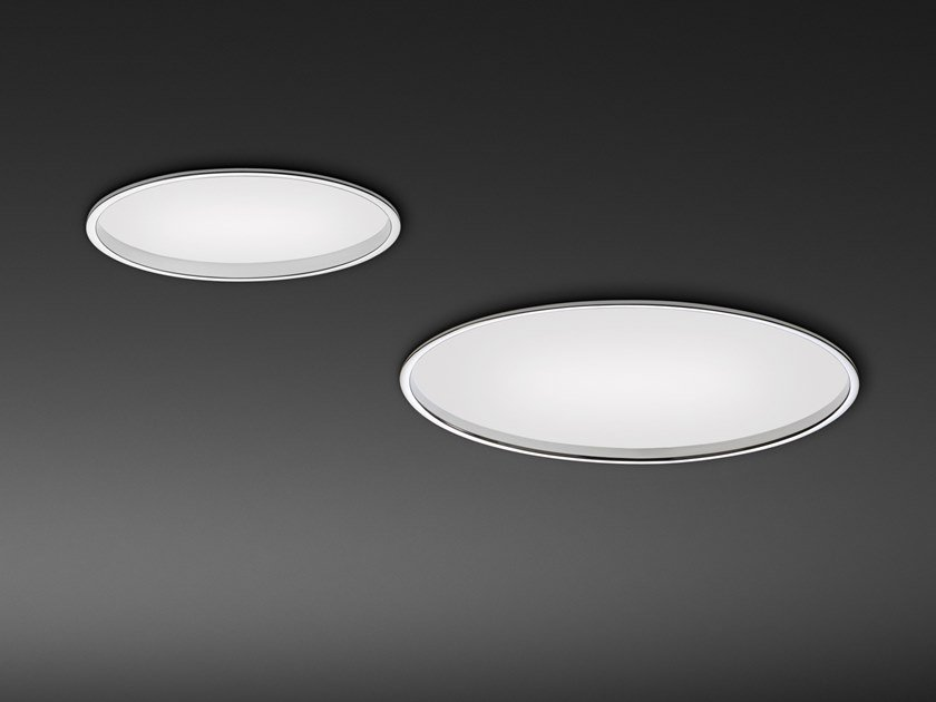 LED recessed ceiling lamp BIG BUILT-IN 0543 by Vibia