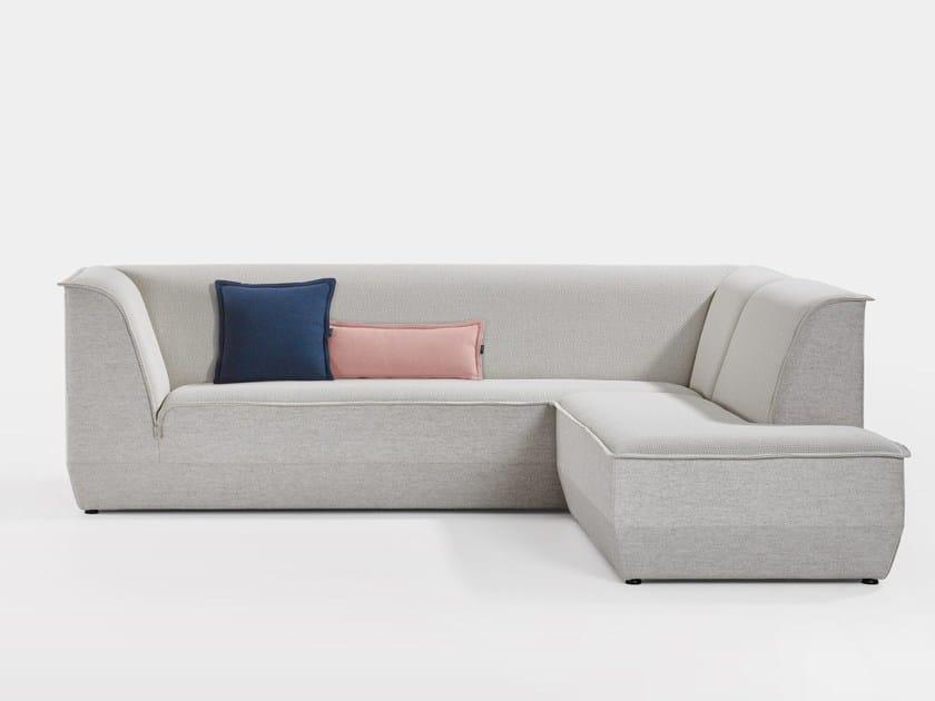 Sectional fabric sofa BIG ISLAND | Sectional sofa by Artifort