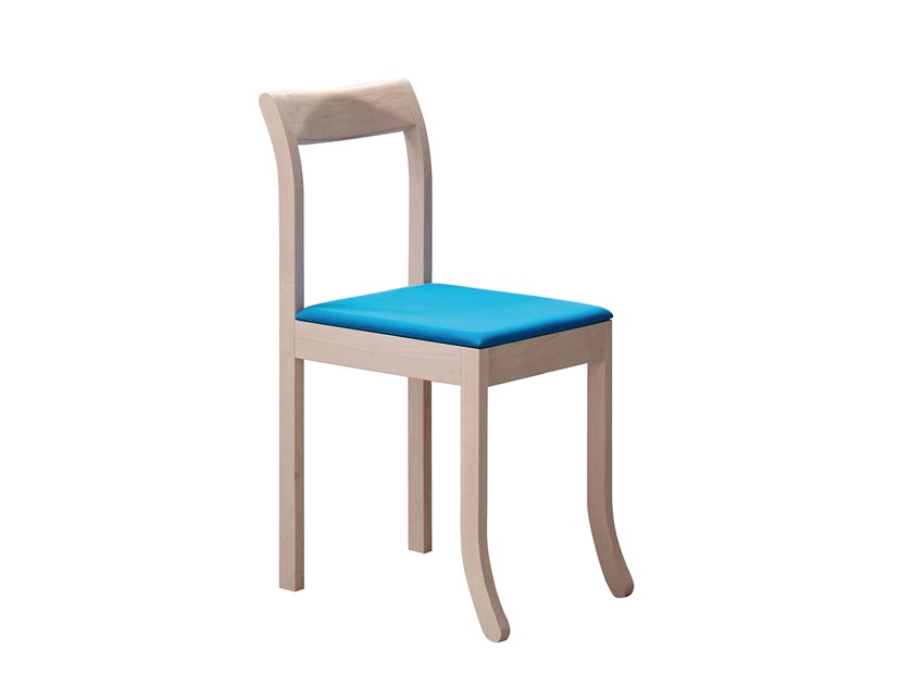 Solid wood chair BIG JIM | Chair by ESTEL GROUP