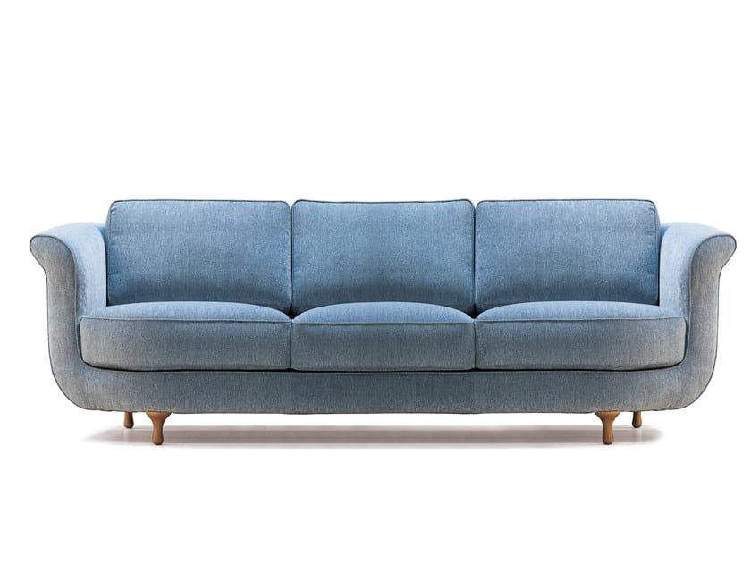 Sofa in fabric or leather BIG MAMA   Sofa by Moroso