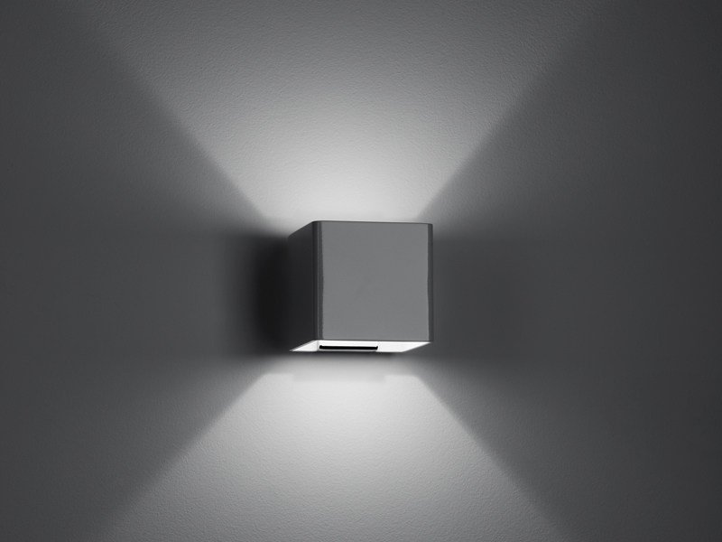 Metal wall lamp BIJOU | Wall lamp by Fabbian