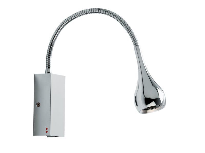 Bijou applique con braccio flessibile collezione bijou by