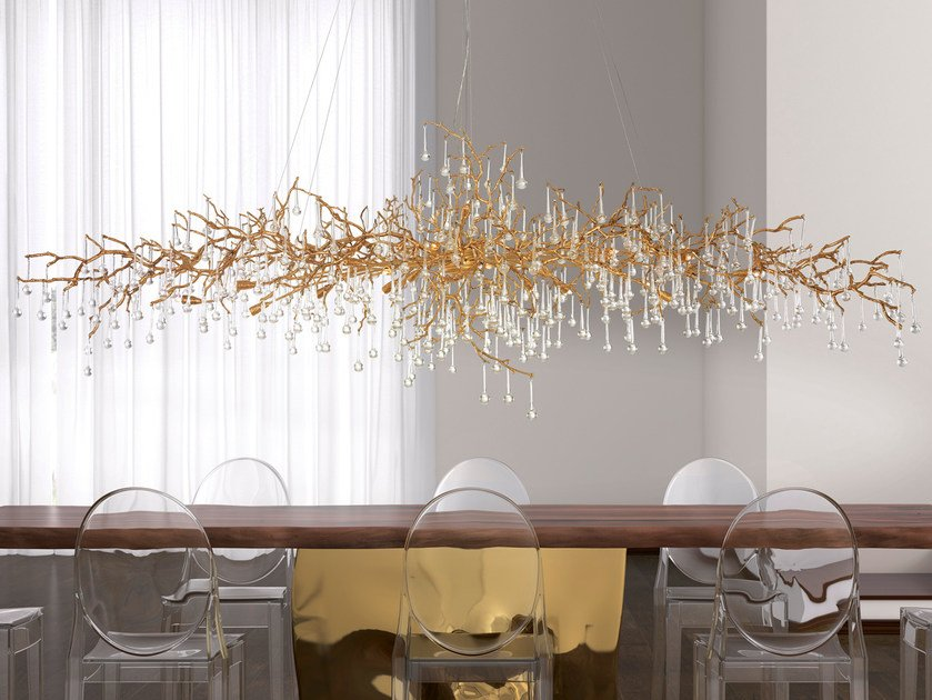 Halogen pendant lamp BIJOUT   Pendant lamp by Serip