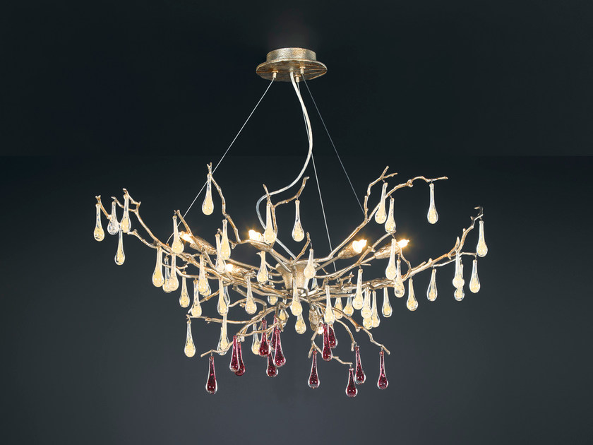 Halogen ceiling lamp BIJOUT | Ceiling lamp by Serip