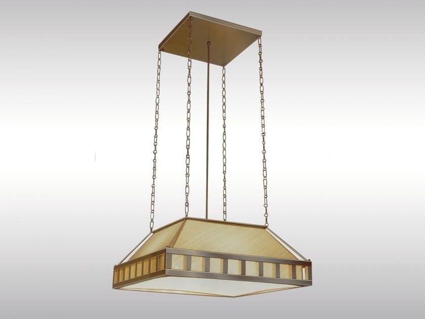 Classic style pendant lamp BIL1/50 by Woka Lamps Vienna