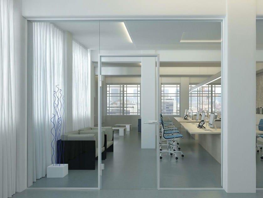 Hydraulic Glass Door Hinge Biloba Evo Frame By Colcom Group