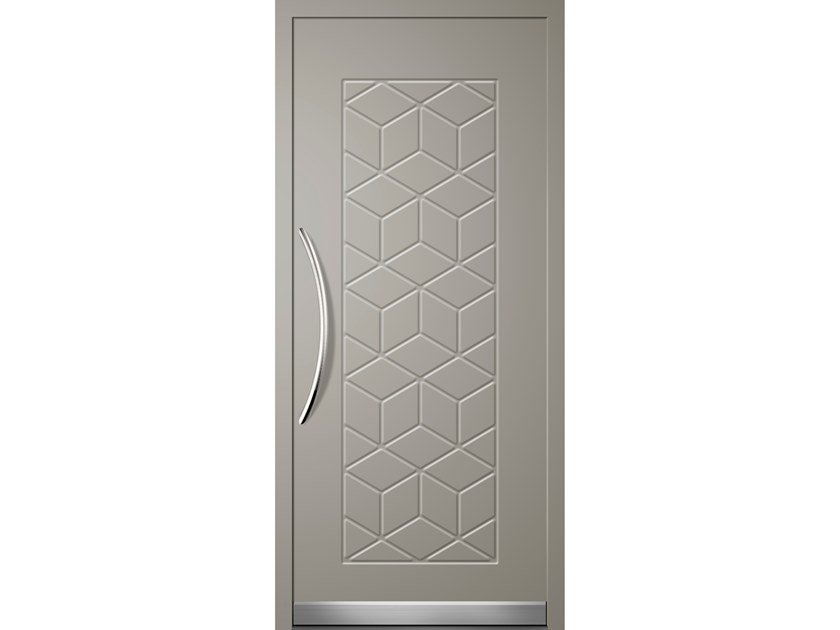 Pannello di rivestimento per porte blindate in alluminio BILZEN by ROYAL PAT
